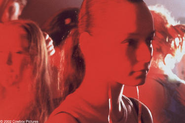 Samantha Morton in &quot;Morvern Callar.&quot;